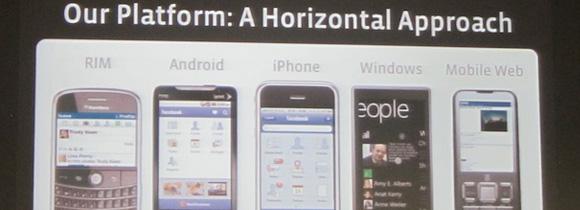 Facebook anuncia actualizaciones y mejoras