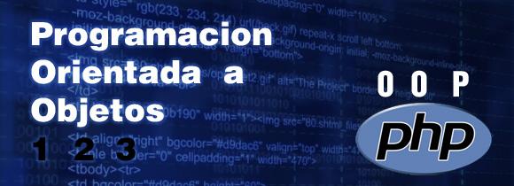 Programación orientada a objetos (OOP) en PHP