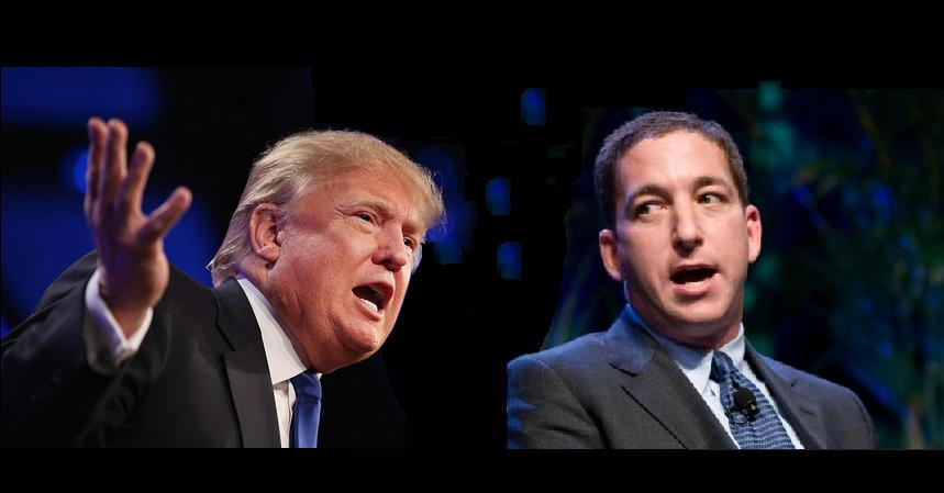 Donald Trump and Glenn Greenwald Have Something Big in Common: Iraq War