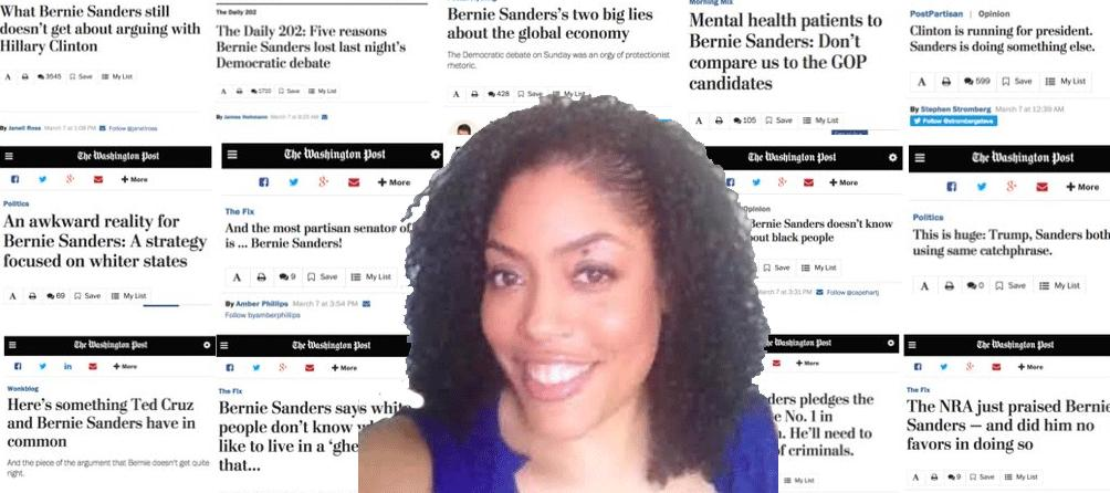 WaPo reporter Janell Ross' most vitriolic article tests the meaning of the word 'news'