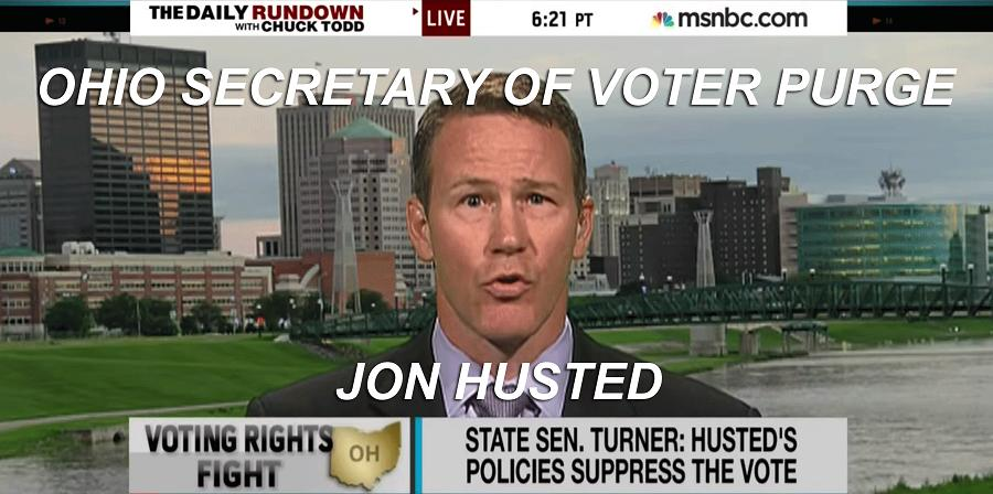 Appeals Court to Ohio Secretary of State Jon Husted: Stop Purging Voters Just for Skipping Elections