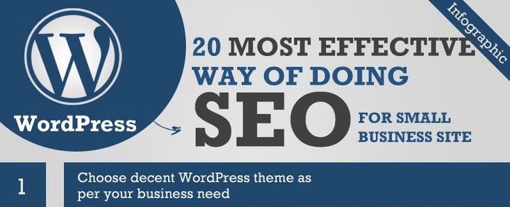 [infoGraphics] 20 Most Effective Ways of Doing SEO