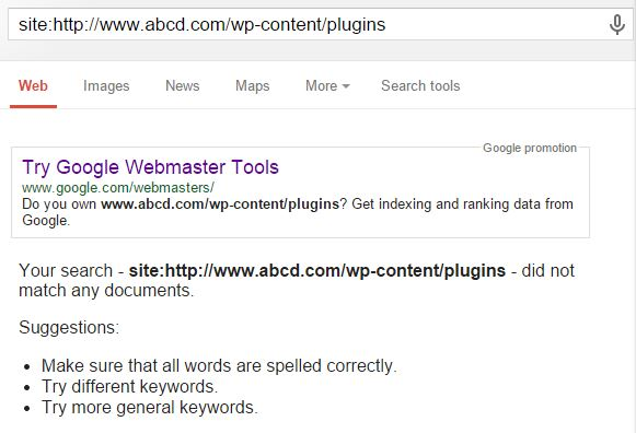 Find Plugins Through Google