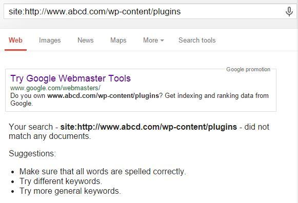 Find Plugins Through Google