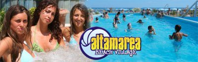 Logo Altamamarea Beach Village