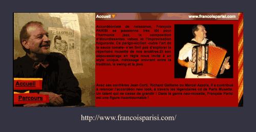 François Parisi FULL HTML