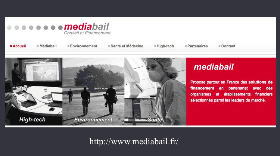 Mediabail site wordpress référencement