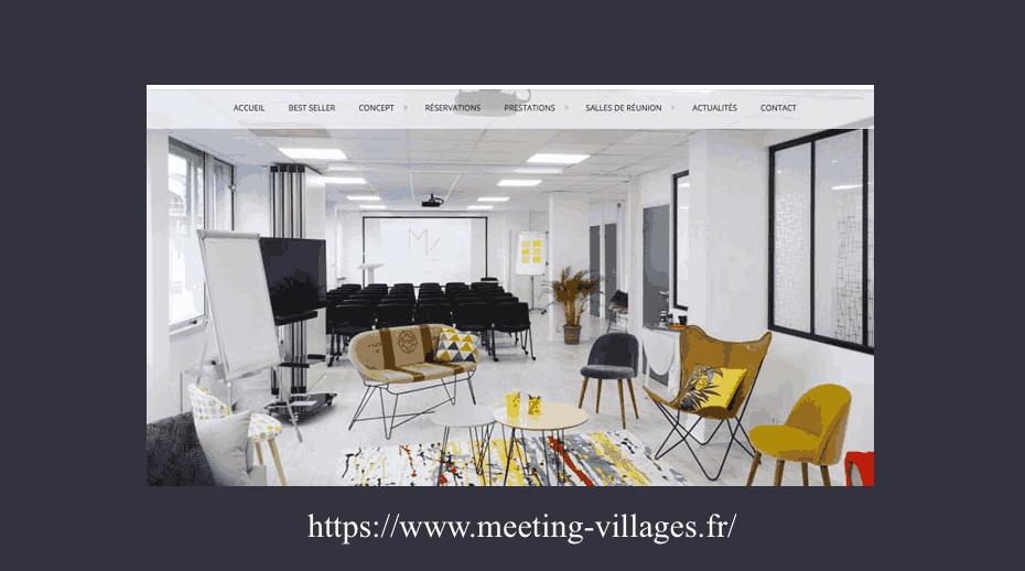 Meeting-villages wordpress