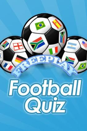 FreePlay Football Quiz