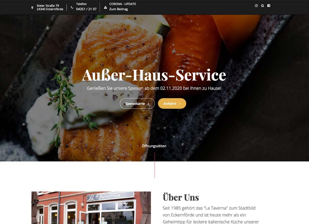 Website Redesign - Neue Webseite