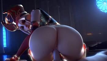 Grosse baise pour Sally Whitemane de World of Warcraft hentai