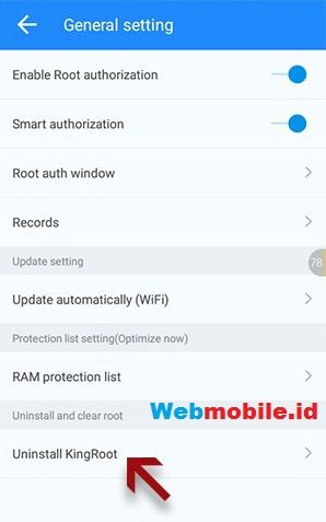 ROOT Samsung Galaxy A3 2015 Tanpa PC