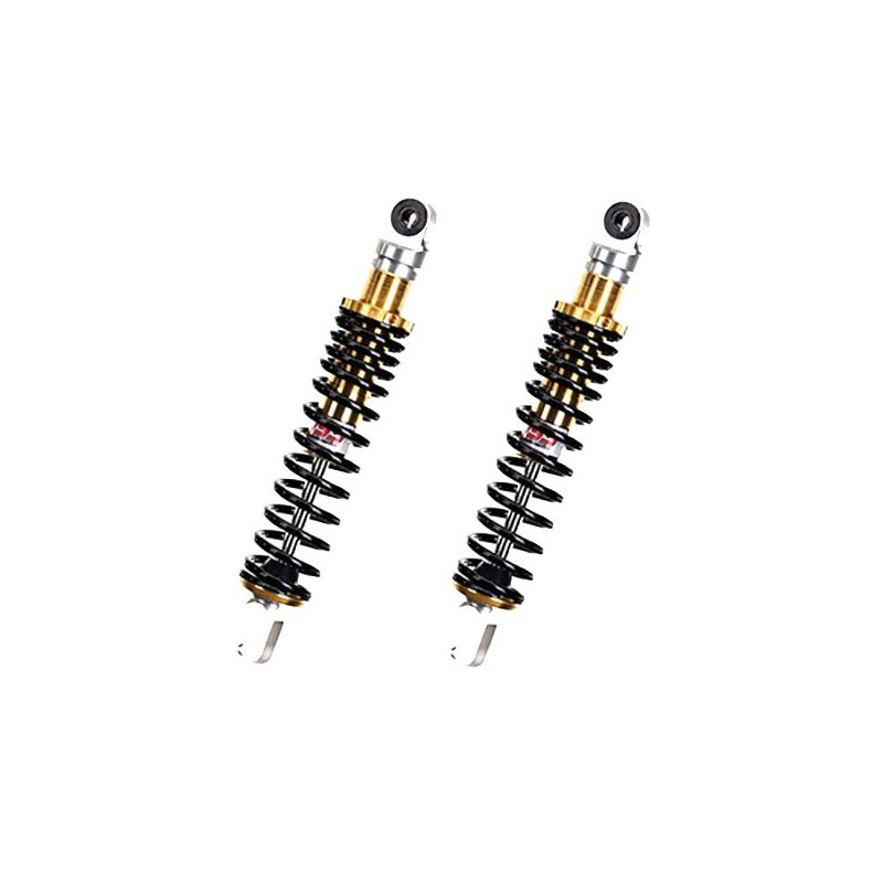 Shock absorber pair with VESPA GTS regulator