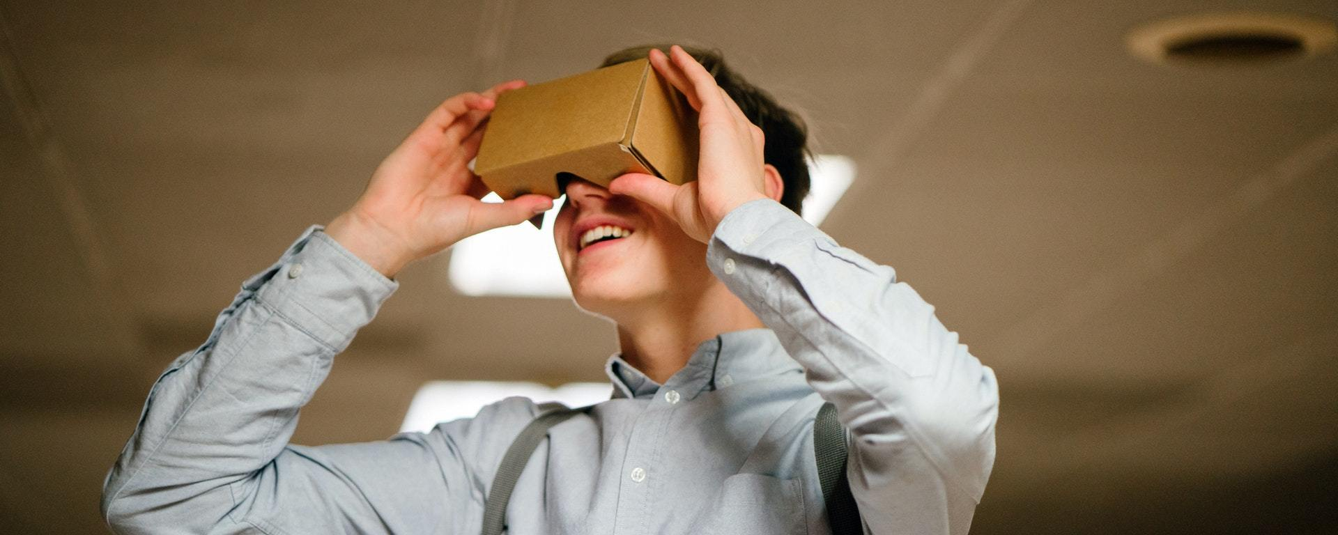 Small Businesses can Utilize the Potential of Augmented Reality