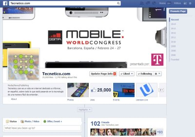 Mobile World Congress sponsorship by T-Mobile (2014)