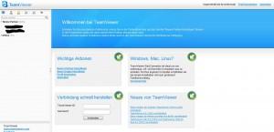 Teamviewer über Browser