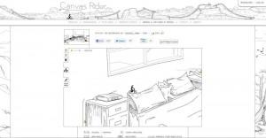 Canvas Rider - Zeichnen und Radeln