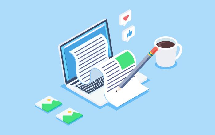 Cómo ser un blogger de éxito - Webnode blog