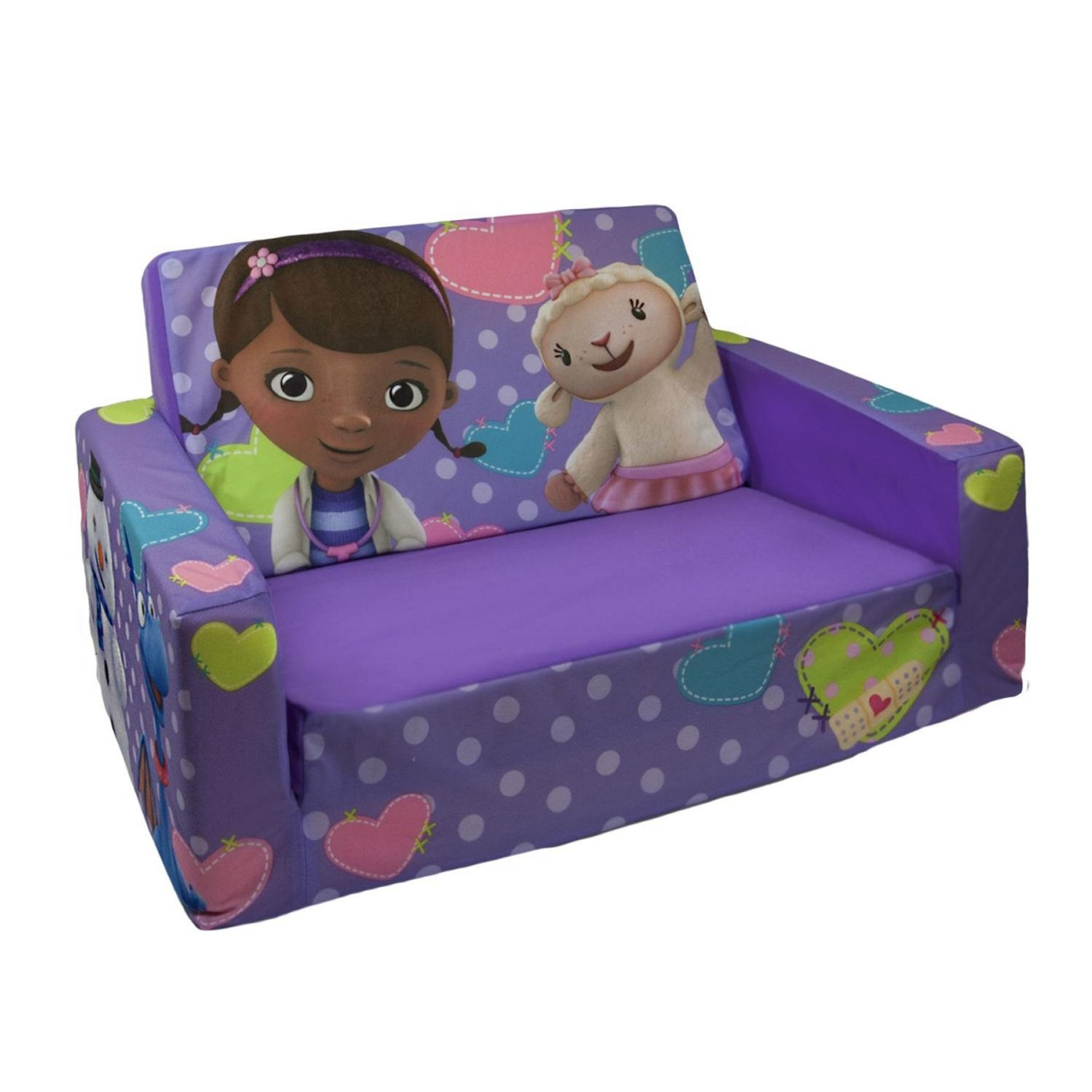 doc mcstuffins chair smyths covers xl furniture for the playroom and home