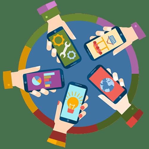 best mobile app development company in delhi