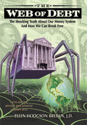 Web of Debt Book