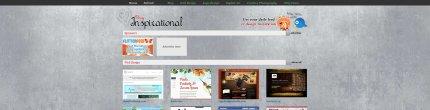 veryinspirational homepage