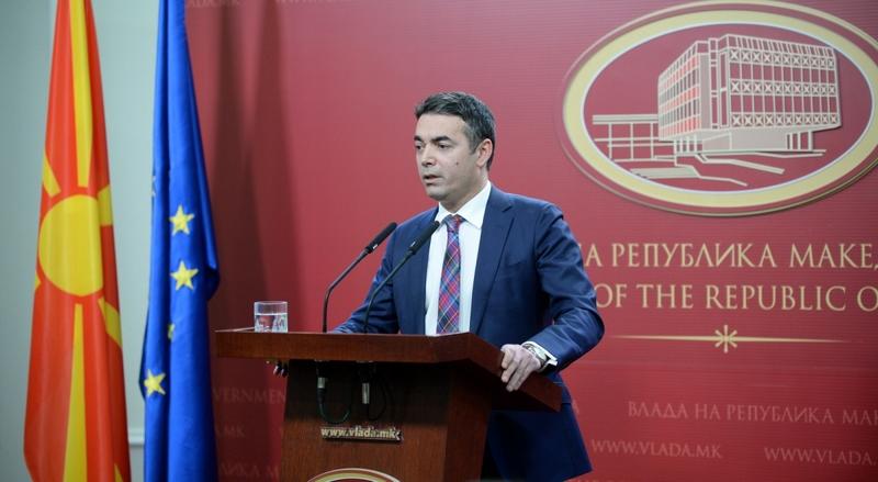 Димитров: Нацрт-договорот кој што го подготвивме е доставен до грчката страна
