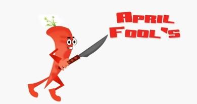 Моркови, априлили и Македонија