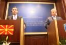 Официјална посета на МНР Никола Димитров на Република Косово