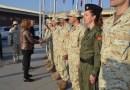 Министерката Шекеринска меѓу војниците на АРМ во Авганистан: Вие сте нашите амбасадори, горди сме на вашите постигнувања