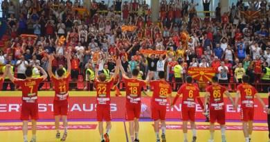 Македонија како лидер во групата оди на ЕП