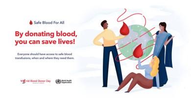 Светски ден на крводарителството
