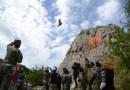 Шекеринска: По 25 години армиските специјалци добија нова комплетна алпинистичка опрема