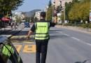 Санкционирани 9 возачи на моторни возила кои извршиле пречекорување на дозволената брзина на движење