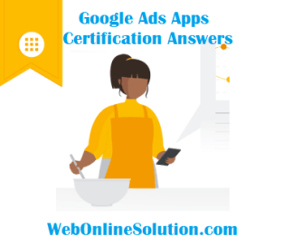 Ads Apps Certification