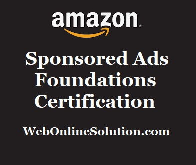 Amazon Sponsored Ads Foundations