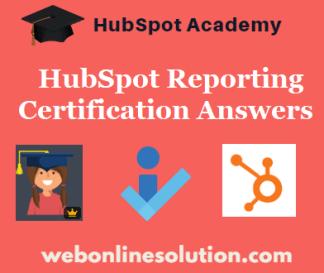 HubSpot Reporting