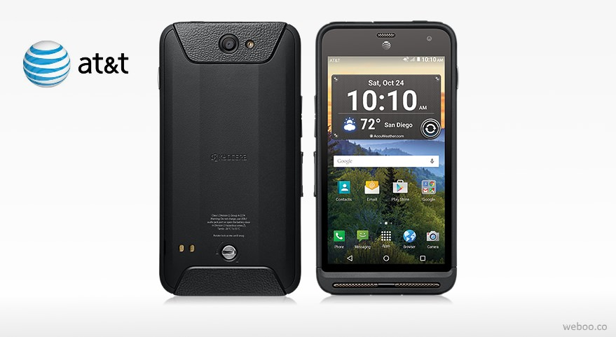 ATT to Sell Kyocera DuraForce XD  First 4G LTE Rugged