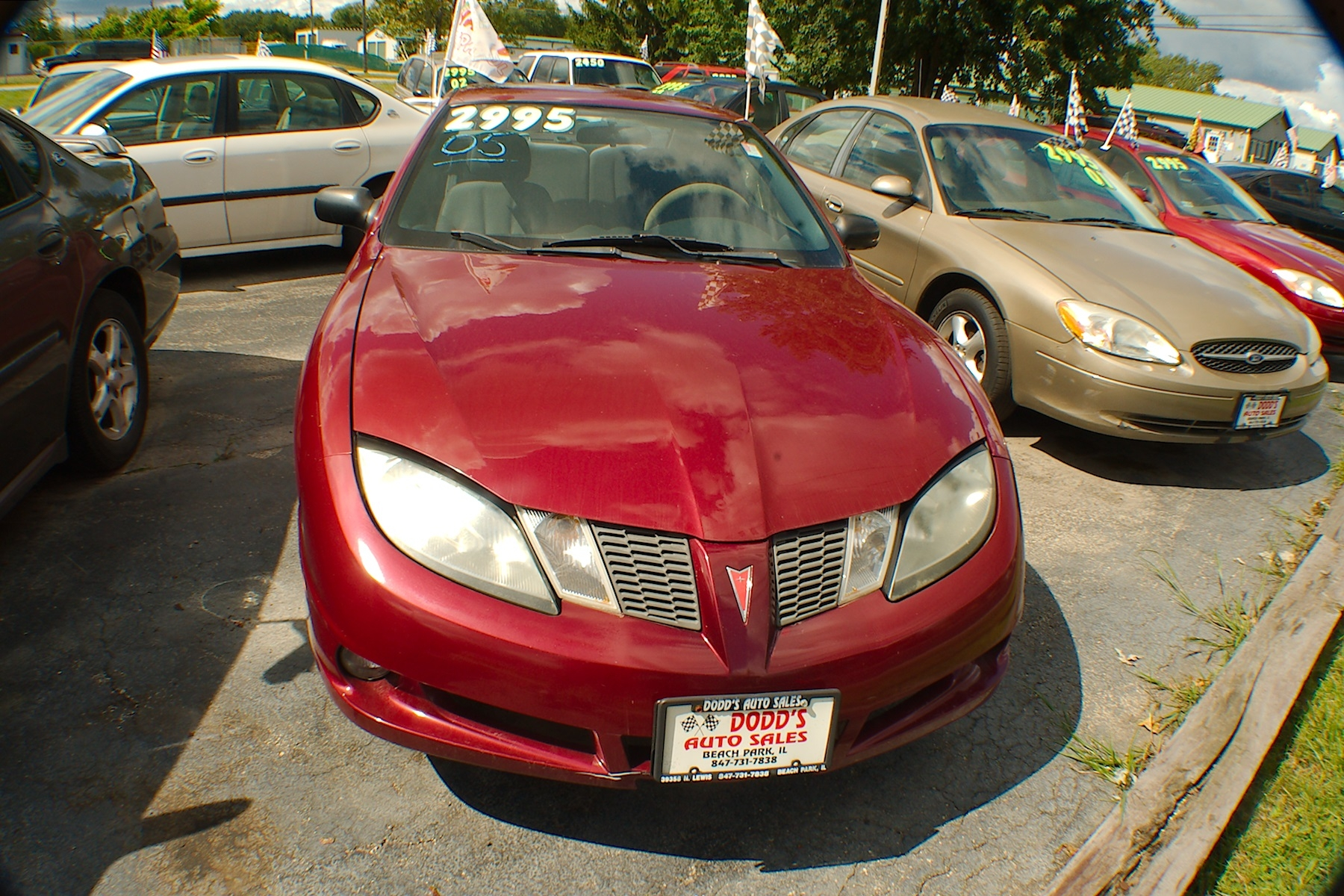 hight resolution of 2007 pontiac sunfire