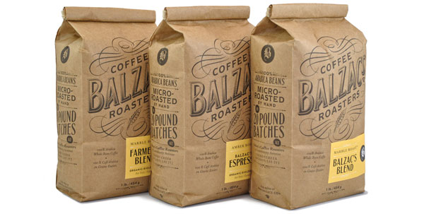 30 Beautiful Coffee Packaging Designs