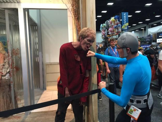 Aquabat versus Walker
