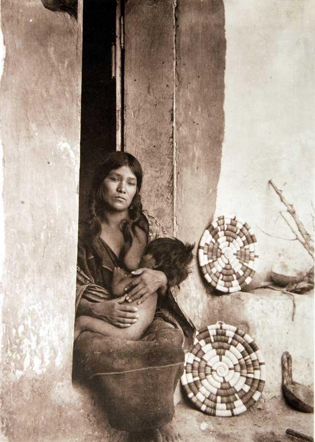 Hopi and Taos