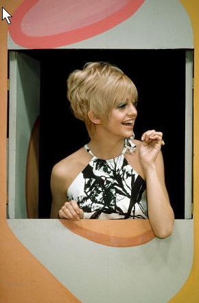 Laughin Goldie Hawn