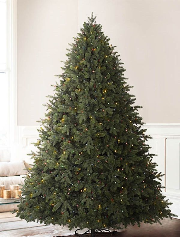 Best 28 Wide Artificial Christmas Trees 6 5 Ft X 46