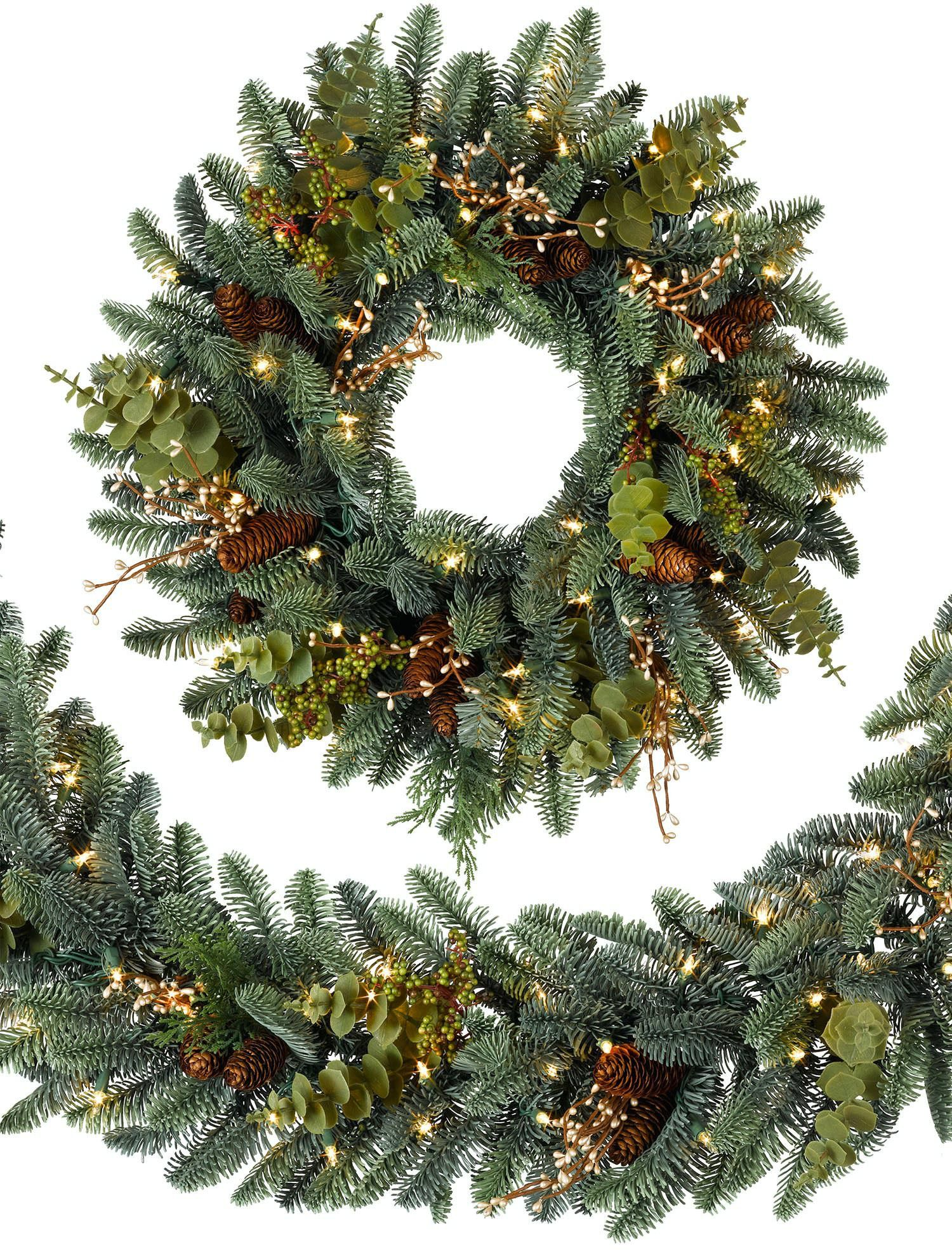 Home Accents 10ft Christmas Tree