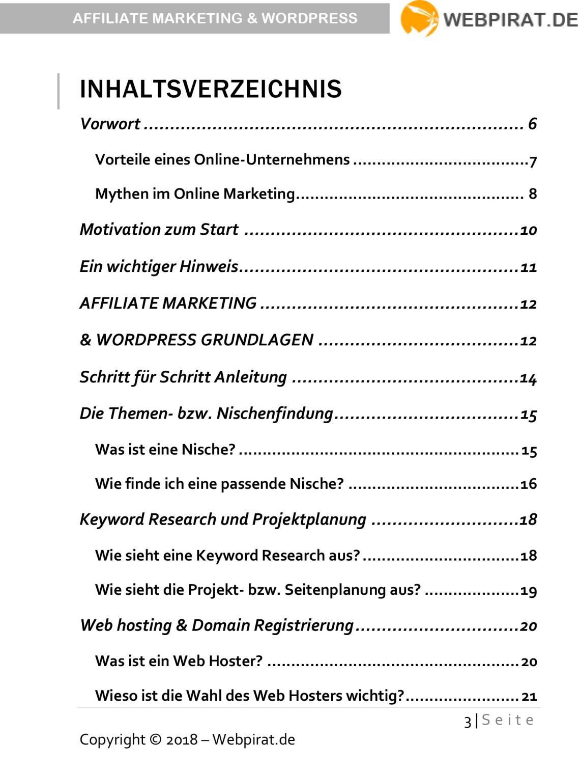 Geld verdienen mit Nischenseiten – Die Grundlagen des Affiliate Marketings