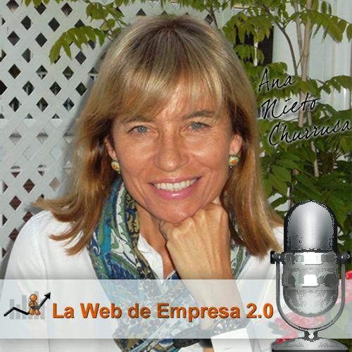 Ana Nieto Churruca entrevistada por Webpositer
