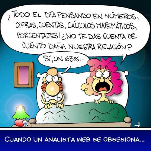 Humor SEO - Analista Web