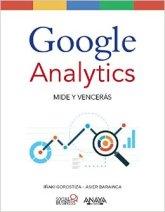 Libro Google Analytics. Mide y Vencerás.