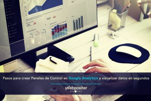 Pasos para crear paneles de control en Google Analytics
